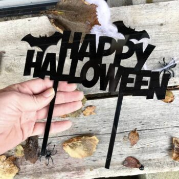 halloween caketopper