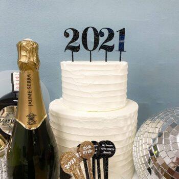 2021 tal til kransekage