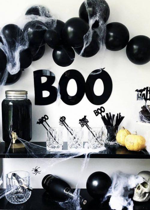 halloween inspiration pynt